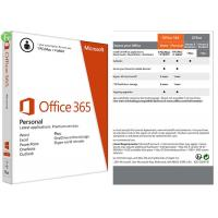 Quality Microsoft Office 365 Product Key Card Office 2010 Professional Retail Version for sale