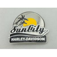 China Harley Davidson Belt Custom Made Belt Buckles With Enamel For Decoration on sale