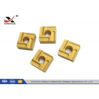 Quality Cemented Carbide Turning Inserts Machining Steel SNMG120408 High Presion for sale
