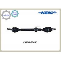 Quality Professional Car Parts Wheel Axle 43410-02630 Corolla ZRE152 Car Front Axle for sale