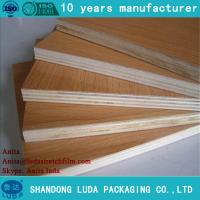 Quality Luda 8mm meranti wood core plywood sheet plywood for India market for sale