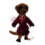 Quality Plush Mr Beaver for sale