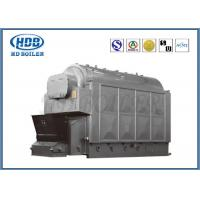 Quality Electric Steam Hot Water Boiler Automatic Control Coal Fired Compact Structure for sale