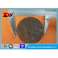 Quality Mining / cement plant forged steel grinding ball , Industrial ball mill media for sale