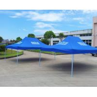 Buy Portable Custom Made Outdoor Silk Screen Printing Advertising Folding Tent at wholesale prices