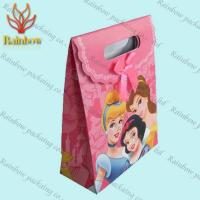 Quality Excellent Design Cardboard Customized Paper Bags For Gift for sale