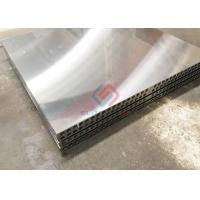 Buy cheap 10mm Thickness Compression Laminate Plywood Hot Press Platen from wholesalers