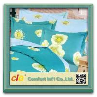 China 100% Cotton Fashion Bedding Sheets , Color fastness 4. on sale