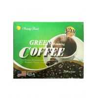 China OEM Natural Beauty Fruit Green Slimming Coffee With Competitive Price on sale