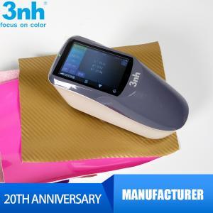 PVC Film Color Measurement Instruments , 3NH Hunter Lab Spectrophotometer