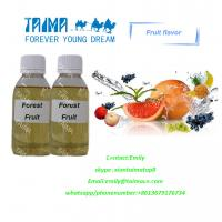 Quality Xian Taima Usp grade natual concentrated Fruit Essence/flavorFlavors with Pg/Vg Based for sale