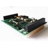 Electronic Custom Printed Circuit Board FR4 Immsion Gold For
