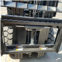 Quality High Efficiency Forklift Truck Attachments / Fork Truck Lifting Attachment Load Center 600mm for sale