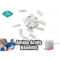 China Gym Complex Amino Acid Tablets Supplements / Best Amino Acids For Muscle Growth on sale