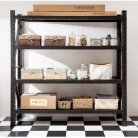 Quality Easy Movable Heavy Duty Garage Metal Garage Shelves 250kg Loading Capacity for sale