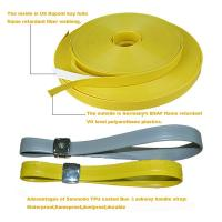 Quality Plastic TPU / PVC coated webbing strap for bus handle for sale