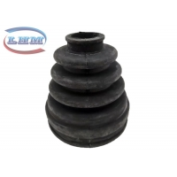 Quality Black Natural Rubber Dust Cover OEM 43448 12040 For Toyota Corolla for sale