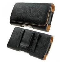Quality Anti grease dust resistant  for iphone 4g leather pouch with all controls slots fully accessible for sale
