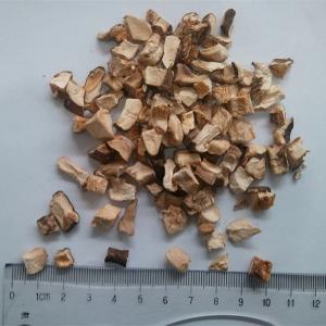 China Agro-products Export 3*3mm,5*5mm,8*8mm Brown Grade AA AD Mushroom Granule/Slice/Powder/Flake on sale