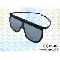 Quality 3D TV Cinema Use Circular polarized 3D glasses CP297GTS04 for sale