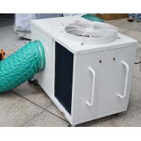 Quality 220V Portable Tent Cooler Air Conditioner Tent Cooling SystemRatedCurrentInput for sale
