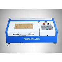 China Acrylic Plastic Wood PVC Board Co2 laser Engraver Rubber Stamper For Non - Metal on sale