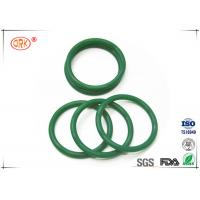 Quality FKM Food Grade Orings Waterproof , Industrial O Ring Excellent Chemical Resistance for sale