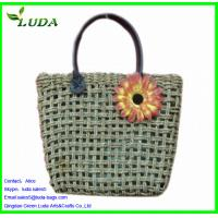 Quality Summer Straw Beach Bag sets for sale