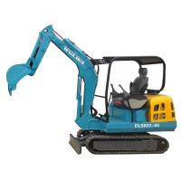 Quality 2 ton excavator for sale DLS822-9B for sale