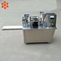 Quality JZ-100 Dumpling Making Machine Stainless Steel Electric Empanada Mold for sale