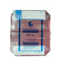 Quality Cement / fertilizers / dynamite Transparent valve bags of HDPE material for sale