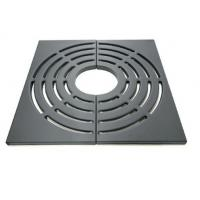 China Customized floor drain cover Precision Casting Parts with 316 / 304 Stainless steel on sale