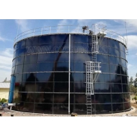 Quality ISO9001 Bolted Steel Industrial Water Tanks For Wastewater Treatment Project for sale