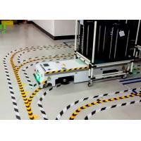 Quality Intralogistics Bi Directional Tunnel AGV Automated Guided Vehicle Robot With High Load Capacity for sale
