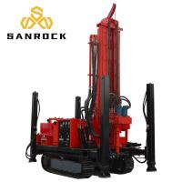 Quality Diesel Engine Water Drilling Machine for sale