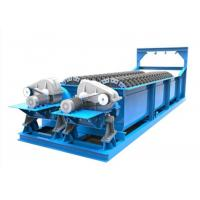 China Professional Double Spiral Ore Washing Machine High Degree Cleanness on sale