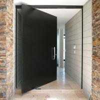 Buy Exterior Solid Wood Doors Customized Size Single Door Slab Contemporary  Modern At Wholesale Prices ...