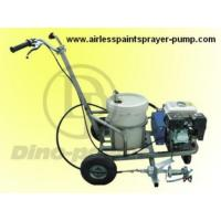 Quality Gasoline Engine Powered Airless Line Striper, Road Marker for sale