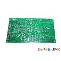 Quality Halogen Free FR4 PCB Board 2 Layers HASL Surface Treatment 1.6mm Thickness for sale