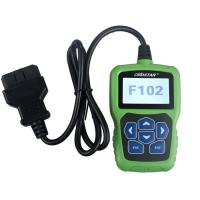 China OBDSTAR Nissan/Infiniti Automatic Pin Code Reader F102 with Immobiliser and Odometer Function on sale