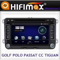 China Hifimax car dvd player auto stereo for VW Golf/Passat/Sharan/Scirocco/Seat Leon/Cupra/Touran/EOS/Tiguan on sale