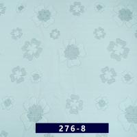 Quality Simple Design 43D 220gsm White Ticking Fabric For Upholstery Mattress for sale