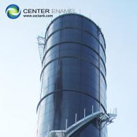Quality Glass Fused To Steel Anaerobic Digester Tank Ultilize In Biogas Porject for sale