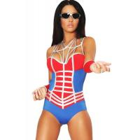 Quality Hero Costumes Wholesale Polyester Spandex Web of Desire Costume with size S to XXL for sale