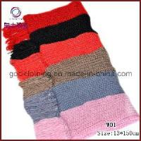 Quality Popular Knitted Mohair Shawl (W01) for sale