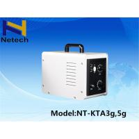 Quality Adustable White Hotel Ozone Machine Air clean Ozone Equipment for sale
