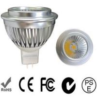 Quality Dimmable 4W COB MR16 Bulb (WD-MR16-4W-C) for sale