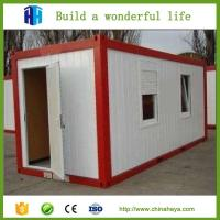 Quality 2017high quality prefab shipping container house prices in prefab houses for sale
