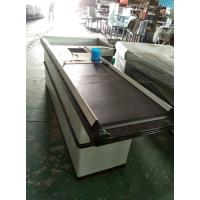 Quality Supermarket / Retail Shop Conveyor Belt Checkout Counter L2300 * W1200 * H850 MM for sale