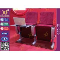 Buy cheap Patented Design Auditorium Chairs With Big Size Air Craft Style Aluminum Table from Wholesalers